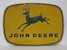 John Deere Dealer Sign
