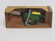 NIB Toy Ertl John Deere Chain Saw