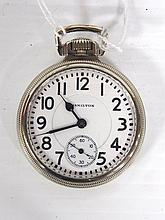1931 Hamilton 992 Pocket Watch