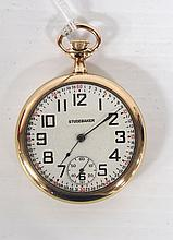 1926 Studebaker Pocket Watch