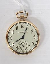 1928 Studebaker Pocket Watch