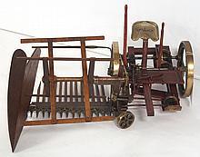 Salesman Sample Horse-Drawn Eagle Mower