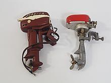 2 Toy Boat Motors