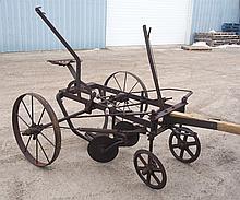 Unusual John Deere Furrow Plow