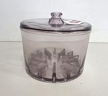Sanitary Cheese Preserver Jar