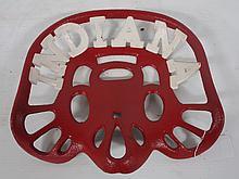 Cast Iron Seat #547 - Indiana