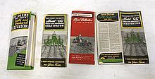 John Deere Cultivator Brochures