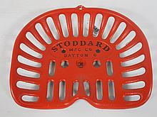 Cast Iron Seat #987 - Stoddard Mfg. Co.
