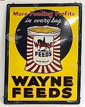 Wayne Feeds Sign