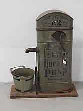 Hand-Crank EZ Bucket Pump