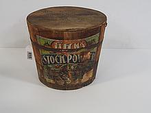 Fleck's Stock Powder Bucket