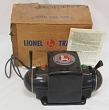 Lionel ZW 275 watt transformer with box - box is rough