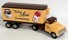 Tonka Toys Custom Valley Maid Creamery truck - near mint