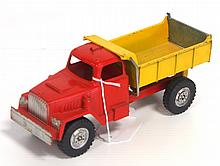 Hubley Dump Bed Truck - very good with minor play wear