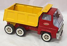 Tonka dump bed truck - great!