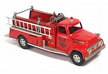 Red Tonka No.5 Fire Engine - good condition