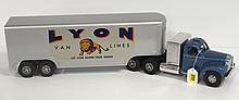 Smith Miller Custom Lyon Van Lines truck - great