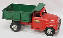 Tonka Toys Dump Bed Truck - very good with light play wear