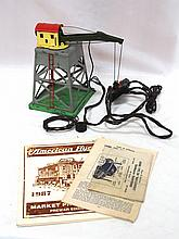 Lionel pre-war #165 remote control crane - as is
