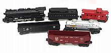 Lionel 6 pc post war train set