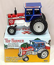 NIB Ertl 1/16 scale Toy Farmer 2000 National Farm Toy Show Massey Ferguson 1155