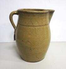 US Stoneware Pitcher