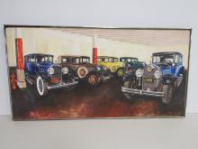 Touring Car Painting