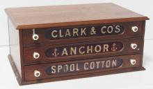 Clarks Anchor Spool Cabinet