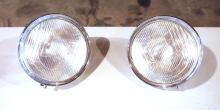 Pair of Model A head lights