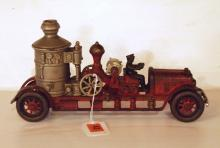 Kenton cast iron fire engine