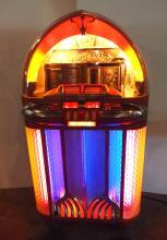 Wurlitzer Model 1100 coin-operated jukebox