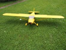 9' Model gas airplane