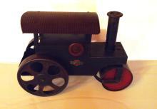 Boycraft toy steam roller with 2 original decals