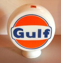 Gulf glass globe