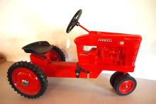 Scale Models McCormick Deering Farmall M pedal tractor