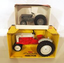 Scale Model Ford & Ferguson toy tractors