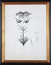 Bernard Buffet (1928-1999) French
