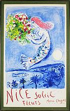 after Marc Chagall (1887-1985) Russian/ French (four)