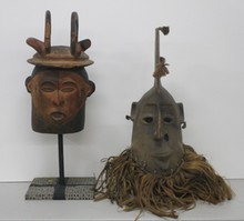 African Art (three)