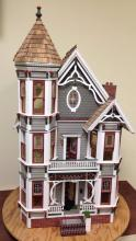 Amazing Victorian Style Doll House