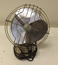 Vintage General Electric fan, working condition