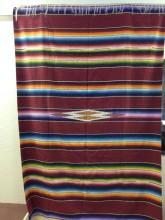 Vintage Mexican Saltillo 92