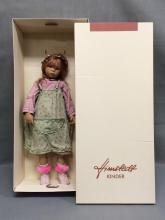 Collectors Annette Himstedt rare Limited addition German doll