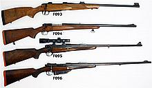 .375 H&H; Mag Winchester Mod 70 Rifle , Heavy barrelled pre-64 Model. The 24