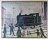 Laurence Stephen Lowry (1887-1976) - Signed limited edition, L.S. Lowry, £0