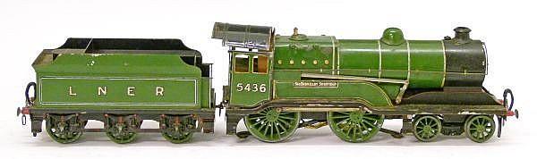 Model Railway - Leeds Model Co 0 Gauge - Electric