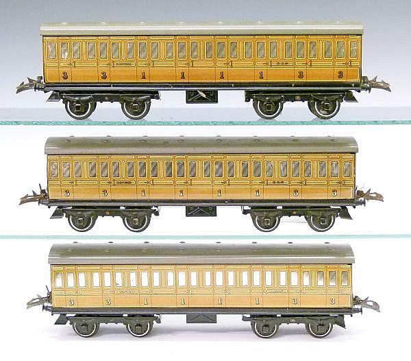 Model Railway - Hornby 0 Gauge -Three No.2