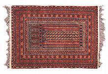 A Belucistan rug