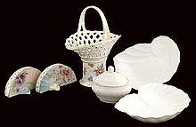 A mixed porcelain lot (6)