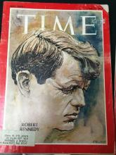 Lot of 1960s Time Magazine Issues